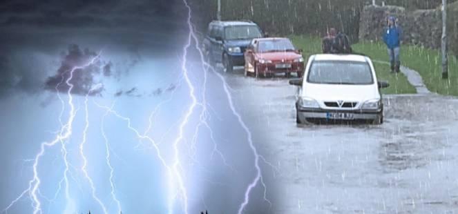 Meteo: piogge e qualche temporale in arrivo al Sud