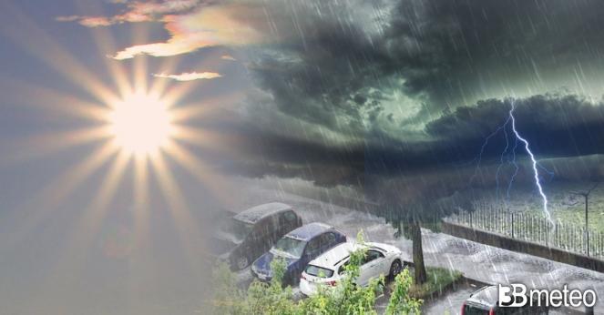 Meteo, prossimi giorni tra sole e nuovi temporali in arrivo