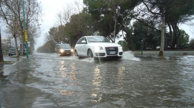 Meteo Puglia: altri rovesci e temporali