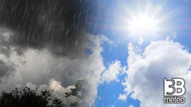 Meteo Sud Italia: weekend tra sole e qualche veloce pioggia