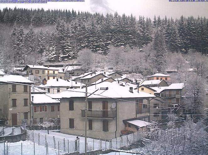 Meteo torna la neve in Appennino fino a quote collinari