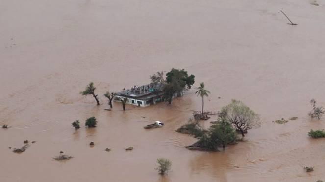 Mozambico devastato dal ciclone Idai