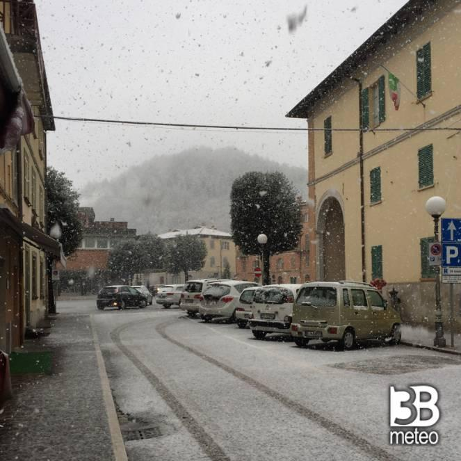 Neve a Fermignano