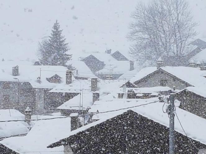 Neve in arrivo, ecco dove e quando