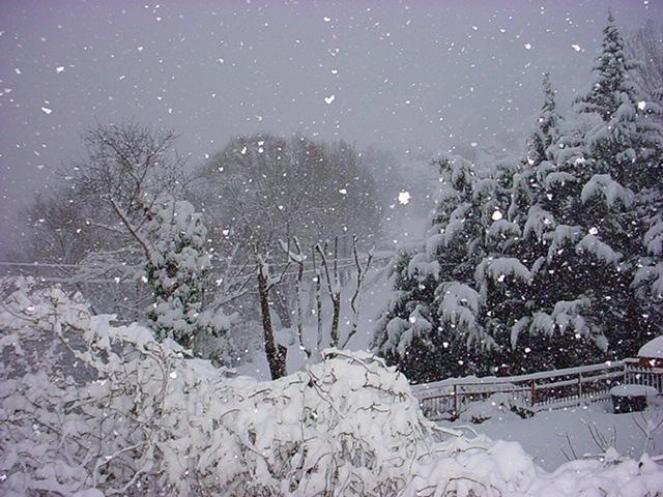 Neve in arrivo su Alpi, Appennino e Piemonte