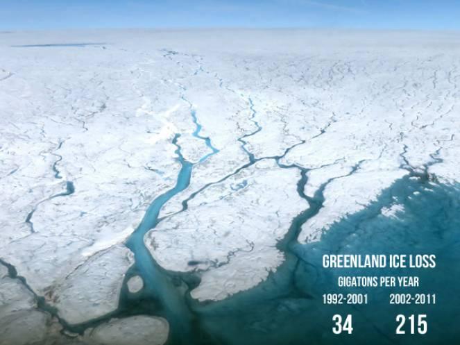 Nuova ondata di calore interessa il Polo Nord