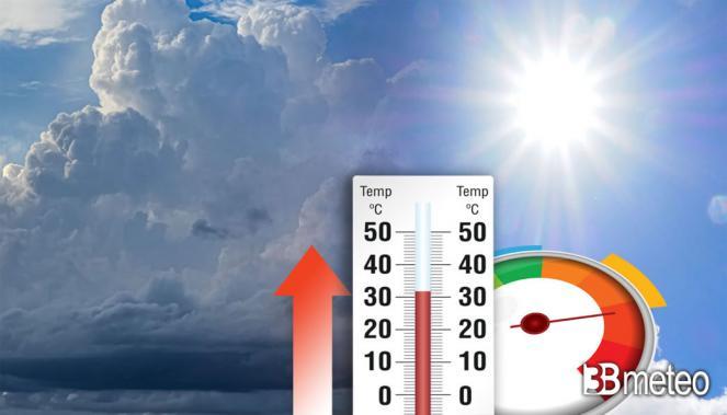 Nuova settimana con sole e qualche locale insidia, più caldo