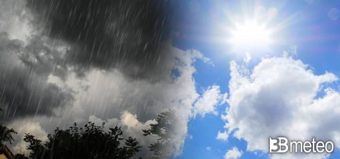 Nuova settimana tra sole e spunti instabili