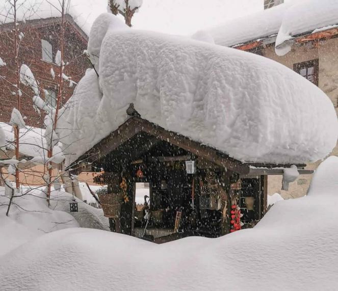 Nuove nevicate in arrivo sulle Alpi