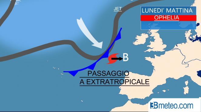 La furia del ciclone Ophelia sull'Irlanda : l'ex uragano provoca vittime e devastazione
