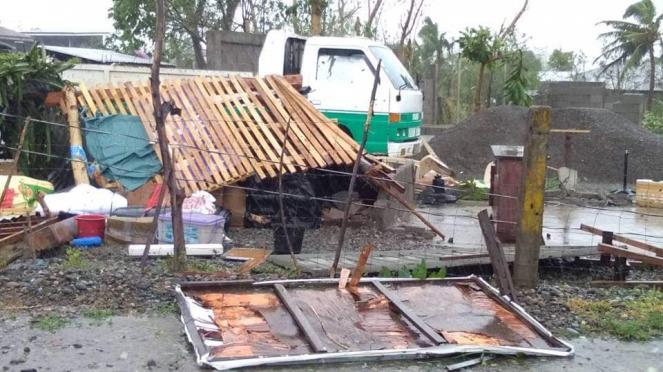 Pesanti danni nelle Filippine dopo il passaggio di Yutu