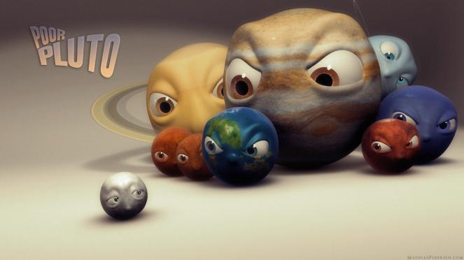 Plutone non è più un pianeta del Sistema Solare (amyshirateitel.com)