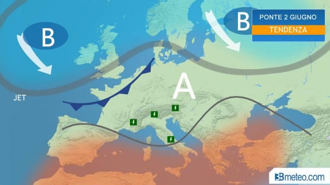 Previsioni meteo a Pisa: cieli sereni, prosegue il caldo