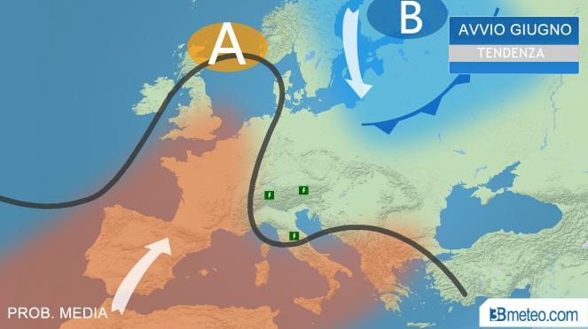 Previsioni meteo Campania: in arrivo sole, caldo e afa