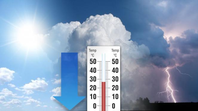 Possibile break al grande caldo dopo Ferragosto con calo termico e temporali