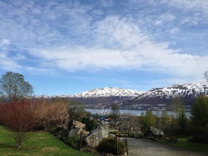 Primi freddi invernali puntano l'Europa, neve fino a bassa quota sui Fiordi