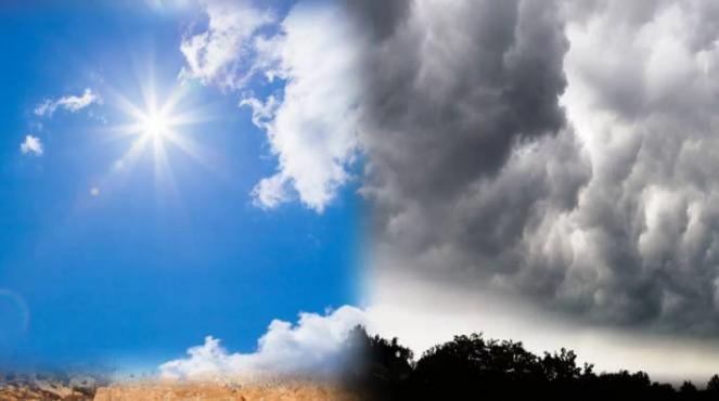 Primo Maggio tra sole e pioggia in Italia