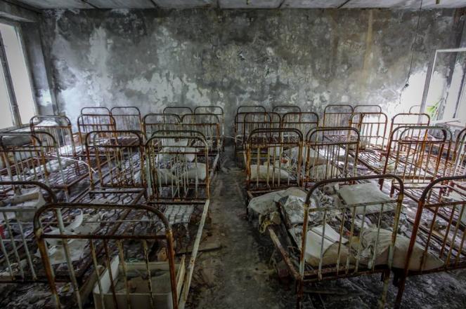 Pripyat la città fantasma