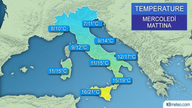 Campania: allerta meteo della Protezione Civile per vento forte e mare agitato