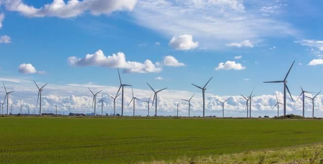 Record di produzione energia eolica
