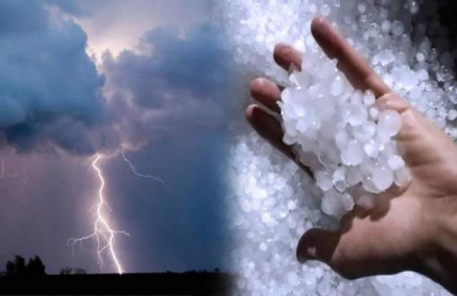 Rischio forti temporali e grandinate tra venerdì e sabato