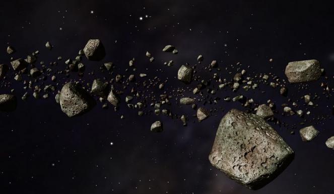 Ritrovata acqua in due meteoriti provenienti da Cerere, la fascia di asteroidi
