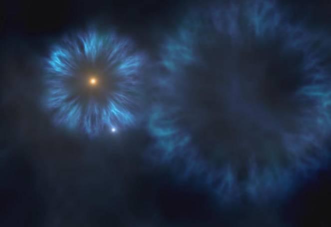 Scoperta una delle stelle più antiche della Via Lattea