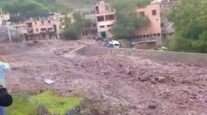 Situazione sempre più critica in Marocco per le alluvioni degli ultimi giorni