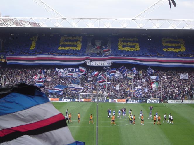 Stadio Ferraris di Genova (Fonte immagine: wikipedia)