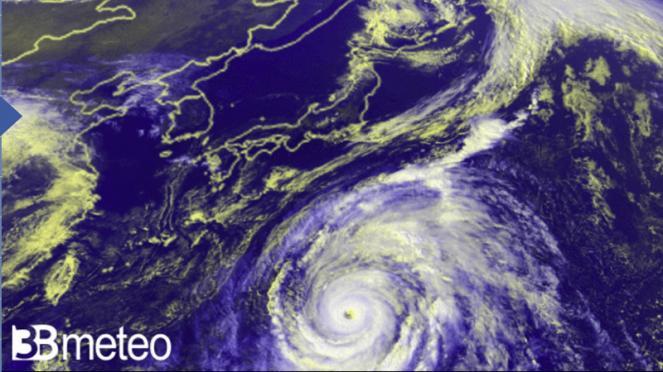 super tifone Hagibis