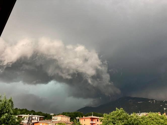 Supercella Bergamo