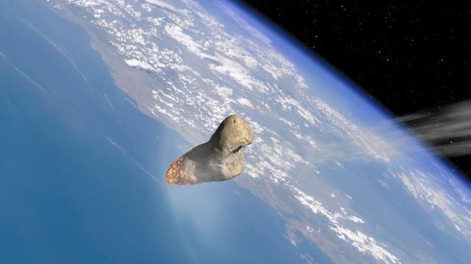 TC4 2012 passerà molto vicino alla Terra