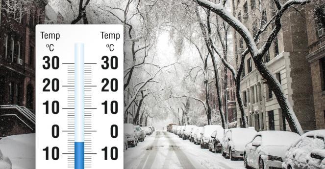 Temperature ancora molto basse soprattutto di notte
