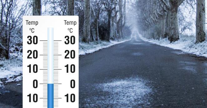Temperature in brusca diminuzione tra Natale e Santo Stefano