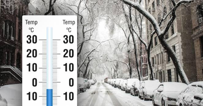 Temperature in calo entro capodanno, specie al Centro-Sud
