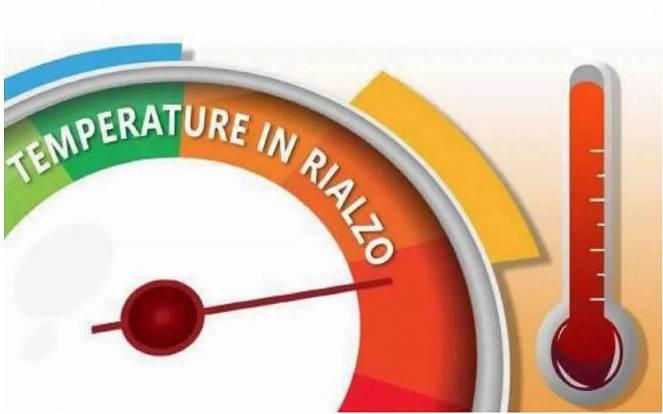 Temperature in sensibile rialzo nei prossimi giorni
