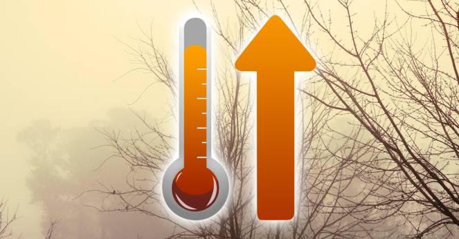 Temperature in temporaneo aumento a inizio settimana