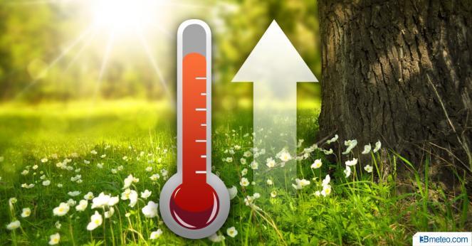 Temperature in ulteriore aumento nei prossimi giorni