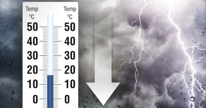 Temperature in ulteriore calo nei prossimi giorni, specie sull Adriatico