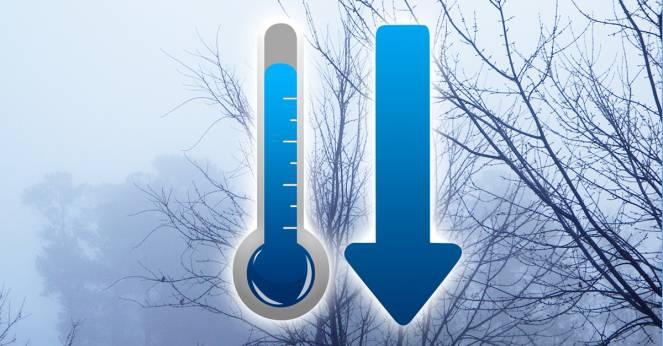 Temperature minime rigide nei prossimi giorni