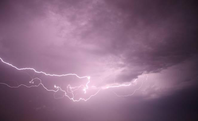 Allerta meteo su tutta la provincia di Caserta. Previsto forte temporale