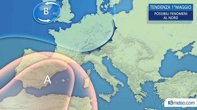 Meteo Carrara: molte nubi martedì, maltempo mercoledì, piogge giovedì