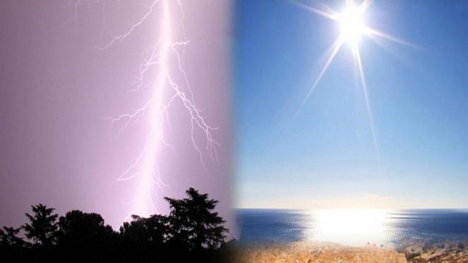 Tendenza meteo prima metà di giugno