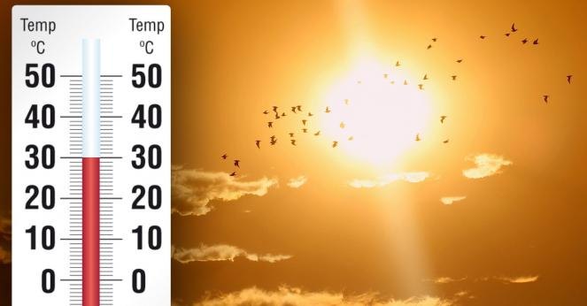 Tendenza temperature per inizio giugno