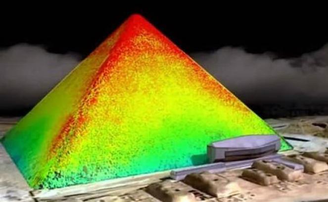Piramidi Scoperte Delle Architetture Ignote Al Loro