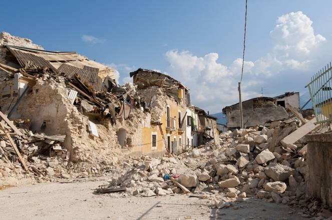 Terremoti: ecco perchè l'Italia è un paese ad alto rischio