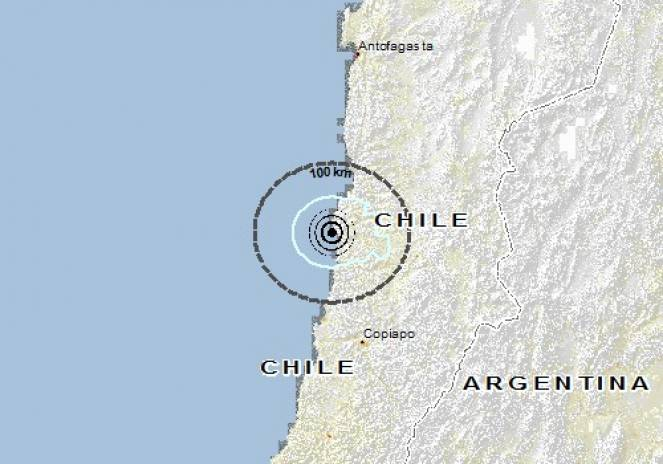 Scossa di terremoto nella notte di magnitudo 3.0 in Umbria