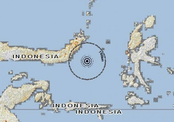 Scossa di terremoto di magnitudo 3.1 al largo di Cariati