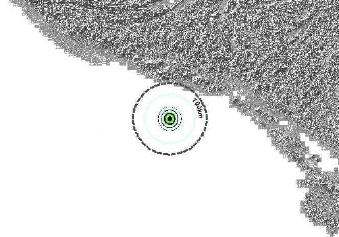 Scossa di terremoto a SAN SALVADOR, El Salvador