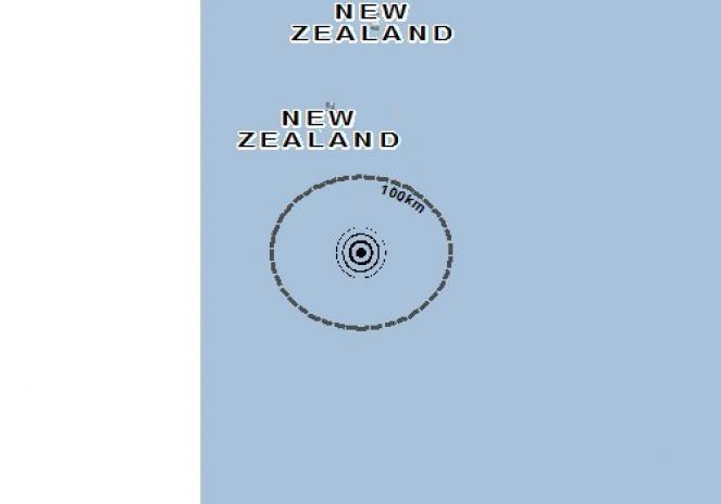 Nuova Zelanda, terremoto di magnitudo 7.4 nel Pacifico VIDEO